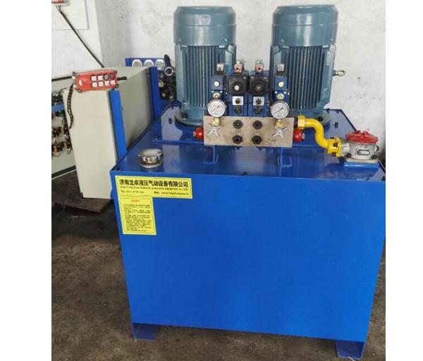 双泵液压站