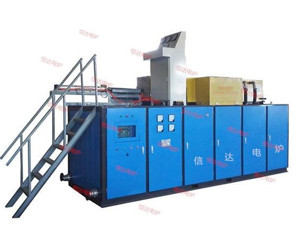 电源炉体一体化感应加热设备