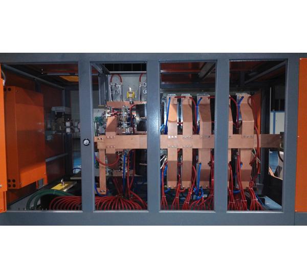 3T一拖二串联谐振中频电源内部