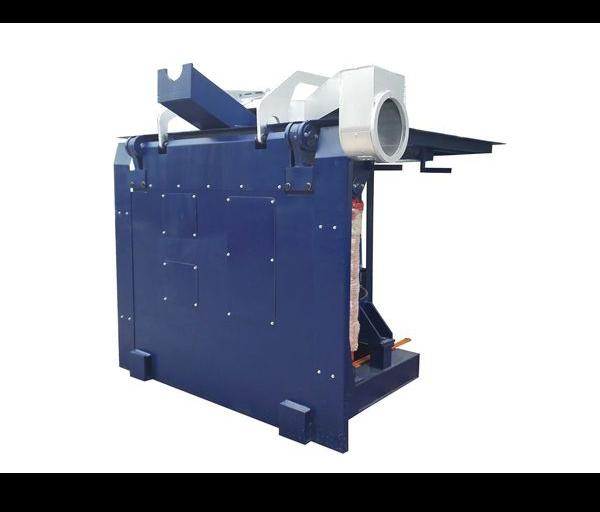 钢壳炉体(带旋风除尘罩)