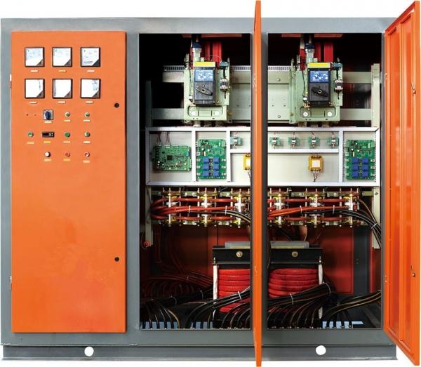 1000kwKGPS12脉可控硅中频电源