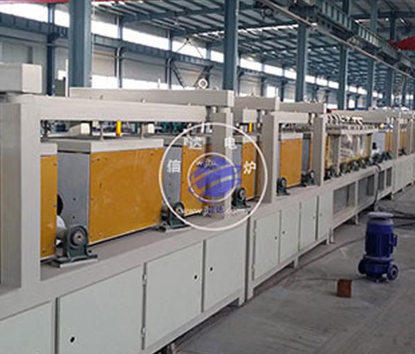 圆钢调质生产线