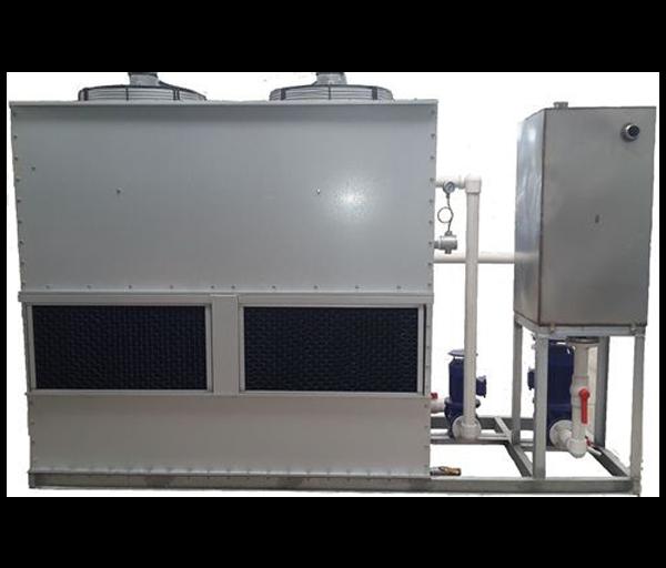 镀铝锌板整体式冷却系统